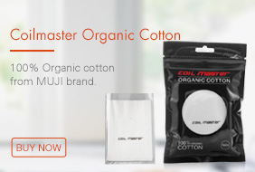 coilmaster organic cotton