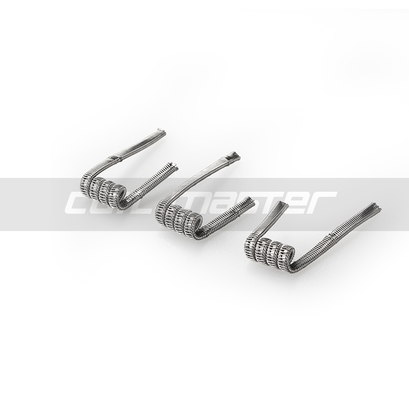 staple staggered fused clapton coil-3